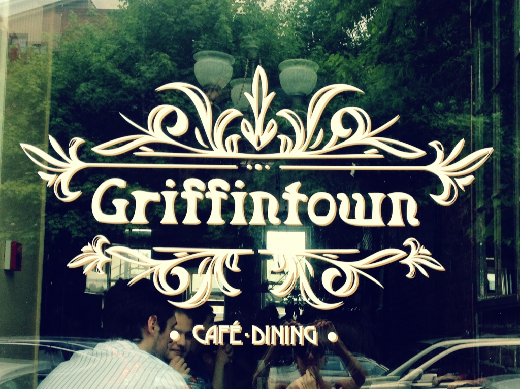 Brunch at Griffintown Cafe