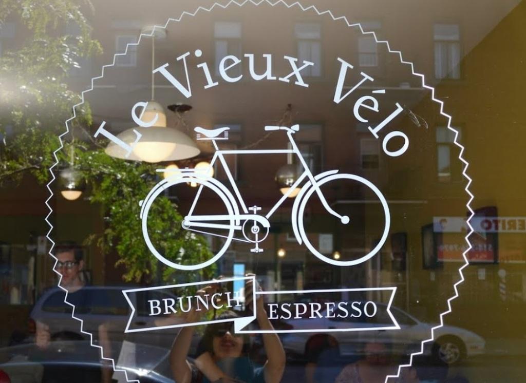Brunch at Le Vieux Vélo