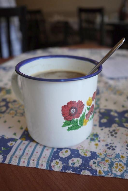Julieta tin mugs