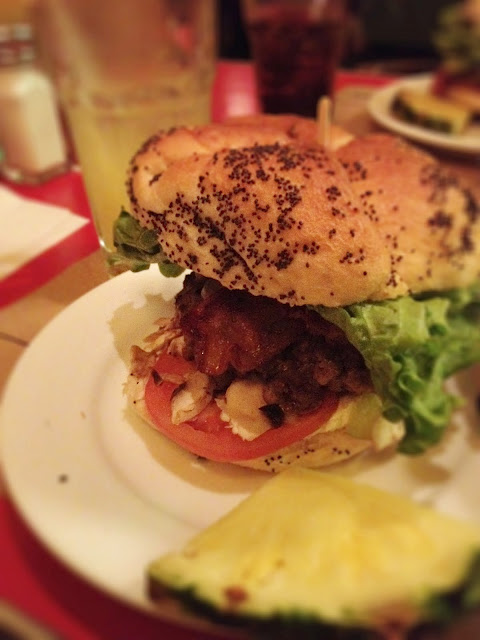 La Paryse burger