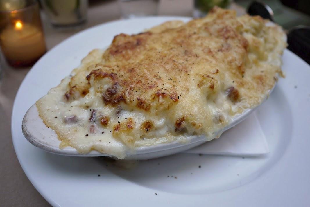 Mac n'Cheese at Dumont
